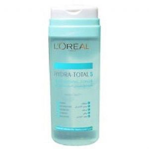 L'Oreal Hydra-Total 5 Revitalising Toner 200ml  - Green Bottle